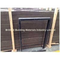 Wholesale Brown Wooden Veins Marble Slab(Vein Cut) from china suppliers