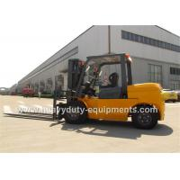 Wholesale Sinomtp FD50 Industrial Forklift Truck 5000Kg Rated Load Capacity With ISUZU Diesel Engine from china suppliers