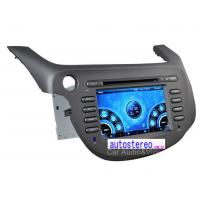 Wholesale 7'' Car Stereo GPS Navigation Headunit Autoradio  for Honda Fit  / Jazz 2007 Left Hand Drive from china suppliers