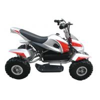 Wholesale 500 Watt Mini Electric Quad ATV , sports atv 36 Volt 18 - 20 km/h from china suppliers