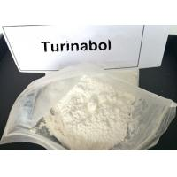 Wholesale Raw Oral Anabolic Steroids Muscle Growth / Turinabol Powder Semi Finished Liquid from china suppliers