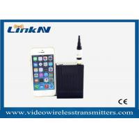 Wholesale Mini COFDM Video Wireless Transmitter Receiver for Long Range Transmission from china suppliers