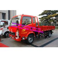 Wholesale Sinotruk HOWO Light Duty Commercial Trucks 4*2 Light Cargo Truck from china suppliers