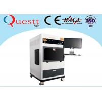 Wholesale High Stability Small Laser Engraving Machine 2D Photo Glass Subsurface Etching from china suppliers