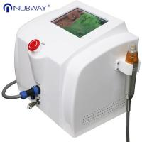 Buy cheap 30mhz high frequency portable spider vein removal machine nubway from wholesalers
