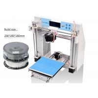 Wholesale Small Hotbed DIY Reprap Prusa 3D Printer Self Assembly Commercial Grade from china suppliers