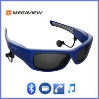 Wholesale Safety Blue Spy Glasses With Hidden HD Camera Support Windows XP / Vista / 7 / 8 from china suppliers