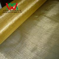 Wholesale Woven brass wire mesh from china suppliers