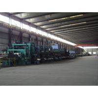 Wholesale Cold Rolled Steel Strips Tube Making Machine With Online Finish from china suppliers