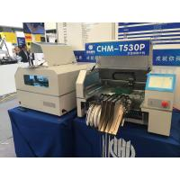Wholesale Automatic Feeder pnp Machine CHMT530P SMT SMD Pick and Place Machine For PCB from china suppliers