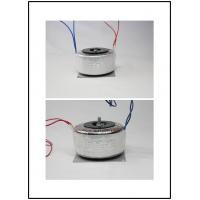 Quality High Voltage Toroidal Transformer DC Power Supply Single / Dual Primary for sale