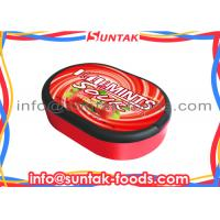Wholesale Functional Formula Vitamin C Chewable Tablets , Sour Strawberry Candy from china suppliers