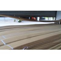 Wholesale Plywood Ash Wood Quarter Cut Veneer Natural Brown 0.5mm Thickness from china suppliers