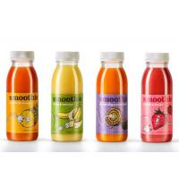 Wholesale Vinyl Personalized Juice Bottle Labels Glassine Paper With Fancy Design from china suppliers
