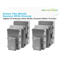 Wholesale 470 ~ 860MHz Low Power UHF Terrestrial DTV Broadband Digital TV Transmitter from china suppliers