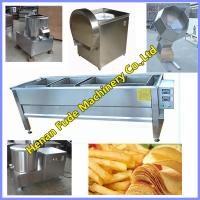 Wholesale Potato chips processing equipment, potato chips making machines from china suppliers