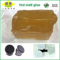 Wholesale Non-Drying Good Viscosity Psa Yellow Eva Based Hot Melt Adhesive For The Sucking Cup from china suppliers