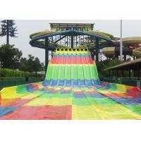 Wholesale Colorful Big Octopus Adult Water Slides Combination Water Amusement Park from china suppliers