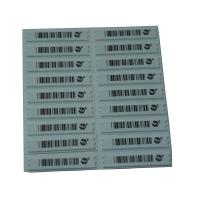 Wholesale EAS Soft Label AM Sticker  58KHz Security System For Retail Store from china suppliers