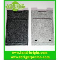 Wholesale New Felt phone case,Mobile pouch from china suppliers
