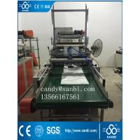 Wholesale SHXJ-C Model Plastic Bag Making Machine Make Flat Opening T - Shirt  D - Cut Bag from china suppliers