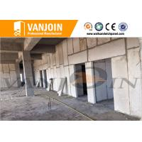Wholesale Windproof precast insulated concrete panels With Calcium Silicated Boards from china suppliers