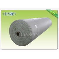 Wholesale Big Roll Biodegradable Spunbond Non Woven Landscape Fabric for Agriculture Protection Mat from china suppliers