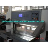 Wholesale Computer Paper Cut Machine (K-780 / 920 / 1150 CD) from china suppliers