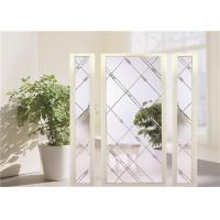 Wholesale Bullet Proof  Security Sliding Glass DoorEU Standard Plated Chrome from china suppliers