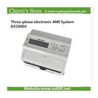 Wholesale electricity meter Three-phase electronic AMI System D519004 from china suppliers