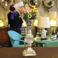 Wholesale Decorative floor lamp table lamp flower vase from china suppliers