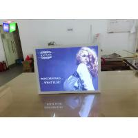 Wholesale Indoor Aluminum LED Light Box Backlit Advertising Panels For Movie Poster from china suppliers
