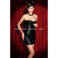 Wholesale New Fashion Skintight Clubwear Party Costumes from china suppliers