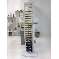 Wholesale 44 Pieces Square Quartz Tile Display Racks / Tile Show Stand For Stone Products from china suppliers