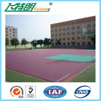 Wholesale Rubber Sport Court Flooring Anti Slip Floor Coating Acrylic Sports Surfaces from china suppliers