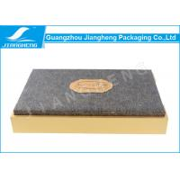 Wholesale Special Paper Logo Printed Cardboard Beautiful Gift Box Lid And Based For Tea from china suppliers