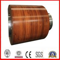 Wholesale wooden PPGI steel from china suppliers