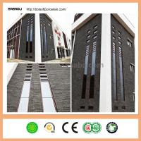 Wholesale 240*60mm  Eco-Friendly  Modified Clay Facing Brick Artificial Brick Wall Look Covering from china suppliers