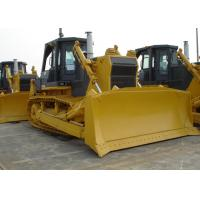Wholesale Hydraulic Drive System Heavy Bulldozer Machine with Straight Tilt / Semi U / Angle Blade from china suppliers