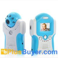 Wholesale Portable Wireless Baby Monitor Set (MIC, Night Vision, AV OUT) from china suppliers
