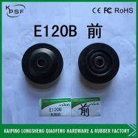 Quality Black Pu / Rubber / Plastic Diesel E120b Caterpillar Engine Mounts Caterpillar Spare Parts for sale