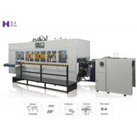 Wholesale High Frequency Automated Box Folding Machine Auto Feeding System from china suppliers