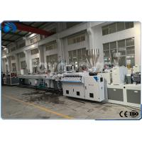 Wholesale CPVC Pipe Making Machine Production Line Double Screw High Production Efficiency from china suppliers