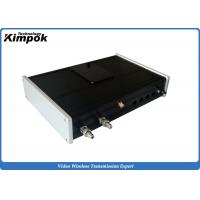 Wholesale 900Mhz AV Wireless Transmitter 10W Anlogue Long Range Video Receiver & Transmitter 30km from china suppliers