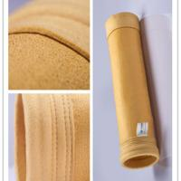Wholesale High Temperature 550gsm Polyimide(P84) Filter Bag Anti-Acid & Anti-Alkali And Long Life from china suppliers