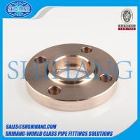 Quality copper nickel cuni 90/10 c70600 socket weld flange for sale