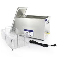 Wholesale 30 Liters Pro Benchtop Ultrasonic Cleaner For Glassware , Plasticware from china suppliers