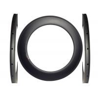 Wholesale 700c Clincher Racing Carbon Road Rims 23mm Width Torsion Strength >50kg from china suppliers