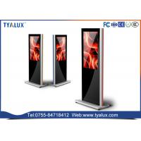 Wholesale Customized flexible display screen lcd media player , wifi totem digital signage from china suppliers