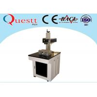 Wholesale Laser Marking Medical Devices 30W , Air Cooled Laser Marking Machine For Metal from china suppliers